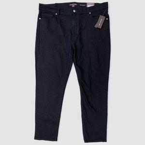 Michael Kors Black Grant Classic Fit Jeans 38x30